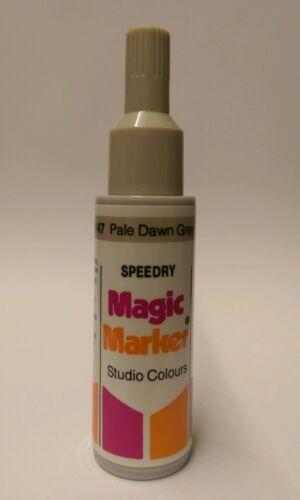 Magic marker A147 gris pálido Amanecer-Speedry Royal Sovereign-Copic Sharpie