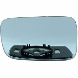Left-side-for-BMW-7er-2001-2007-Wide-Angle-heated-Blue-wing-door-mirror-glass