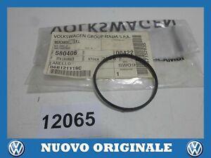 Seal Ring Liquid Refrigerant Engine Coolant Thermostat Gasket Audi A6 2005