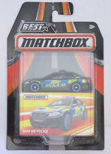 Matchbox 1:64 BMW M5 Police Best of Matchbox 2017 Brand new