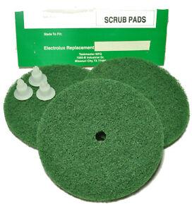 Generic Electrolux Shampooer/Floor Polisher Green Scrub ...