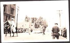 1924 APPLE BLOSSOM FESTIVAL PARADE CITY OF CASHMERE WENATCHEE WASHINGTON PHOTO