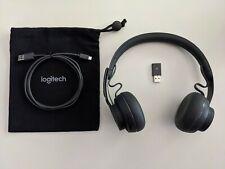 Logitech Zone Wireless Plus Headset 981000805 Manufacturer For Sale Online Ebay