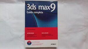 3ds-max9-Guida-completa-Apogeo-2007-con-cd-rom-allegato