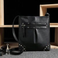 Fashion Women Lady Leather Satchel Handbag Shoulder Tote Messenger Crossbody Bag