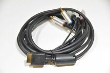 Official Original Sony Playstation 2 3 PS2 PS3 HD Component Cables OEM AV
