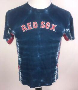 superior quality 719b8 018bb Details about Boston Red Sox David Ortiz #34 Liquid Blue T Shirt Size Youth  XL MLB Baseball
