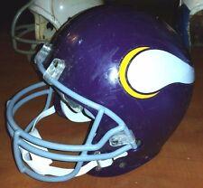 Minnesota Vikings NFL Vintage MAXPRO Mens Football Used Helmet(L) Large (7 3/4)