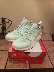 65e746c0fc29e New.Nike Air Huarache Run Ultra Fresh Mint White Running Shoe 819685 ...