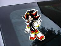 Shadow The Hedgehog Decal Sticker