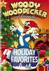 Woody Woodpecker and Friends Holiday Favorites Region 1 DVD