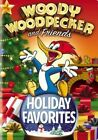 Woody Woodpecker and Friends Holiday DVD Region 1 Shi