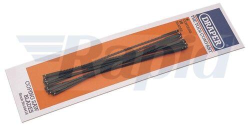 pacco da 10 Draper 64416 Coping Lame 15TPI