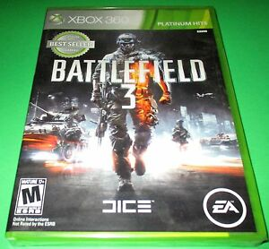 Battlefield-3-Xbox-360-Factory-Sealed-Free-Shipping