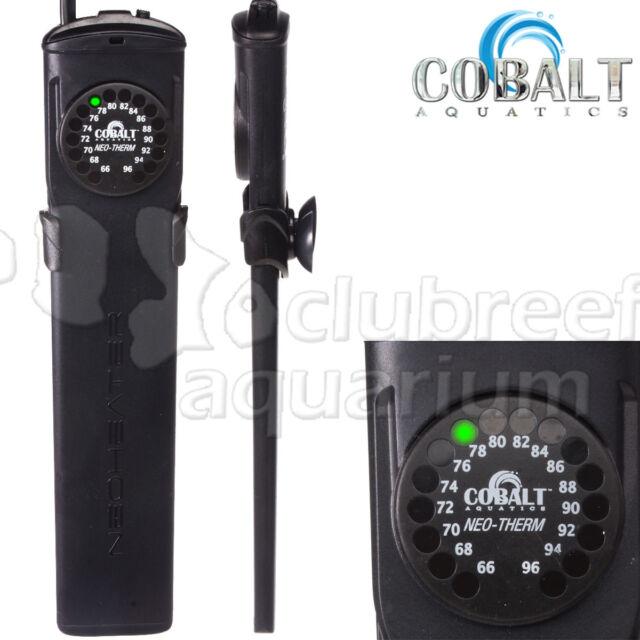 Cobalt Aquatics Neo-Therm Submersible Aquarium Heater: 50w 100w 200w 150w
