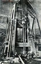 Acciaierie di Terni : Maglio ad aria compressa da 108 tonnellate* Viaggiata 1909