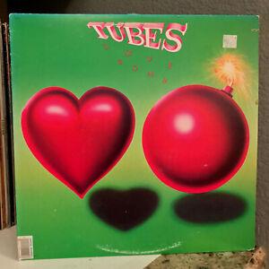 "THE TUBES - Love Bomb - 12"" Vinyl Record LP - EX"