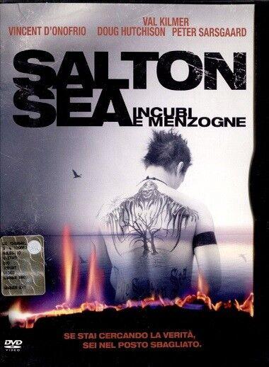 Salton Sea - Incubi E Menzogne (2002) DVD Edizione Snapper
