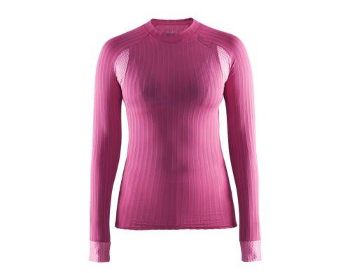 The Craft Active Extreme 2.0 CN LS Womens Function Shirt Underwear Size M Purple
