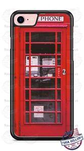 Rouge-britannique-londres-cabine-telephonique-Telephone-etui-Pour-iPhone-Samsung-LG-Google-etc