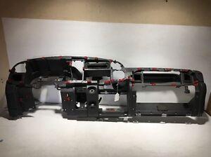 Image Is Loading 98 01 Dodge Ram 1500 Dash Frame Core