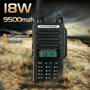 18W-Baofeng-UV-9R-Plus-Walkie-Talkie-VHF-UHF-Dual-Band-2-Radio-Handheld-Way-T7H5