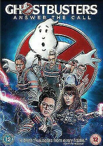 Ghostbusters DVD Nuevo DVD (CDR4833)
