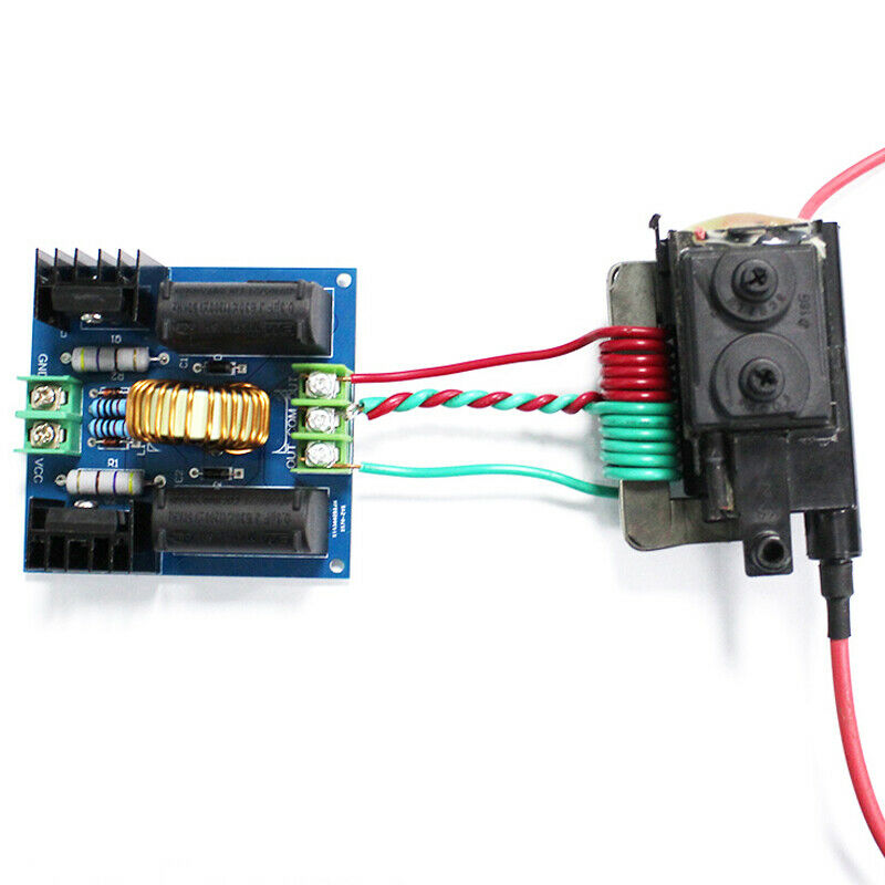 Onan 6500 Commercial Generator Wiring Diagram: ZVS Induction Heating Driver Module High Voltage 12-30V