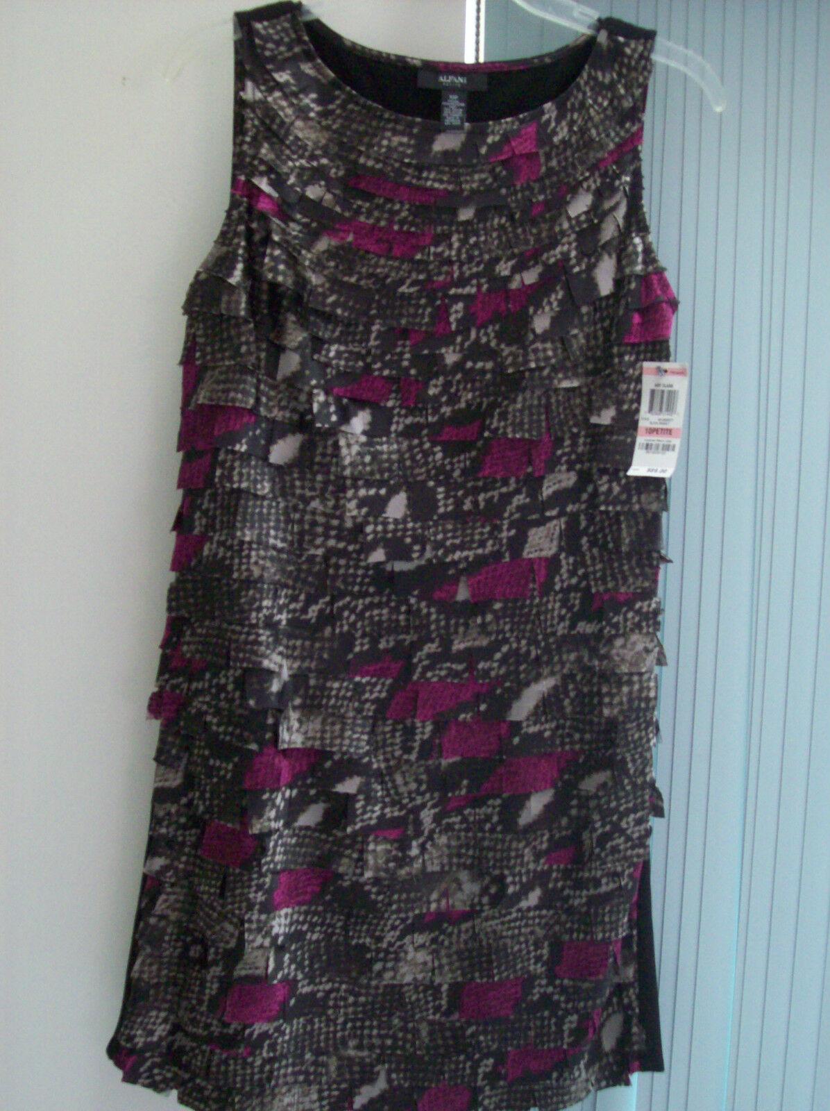 Woman s Dress Alfani 10P NWT by Size ntibot3807-Dresses 09d19a805