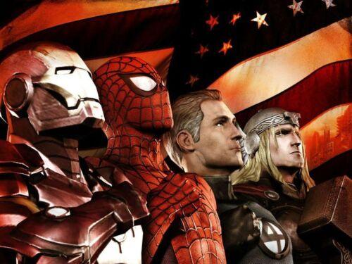 """2.5/"""" X 3.5/"""" FRIDGE MAGNET #14 Marvel Captain America Civil War Ironman"""