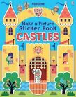 Make a Picture Sticker Book Castles by Felicity Brooks (Paperback, 2014)