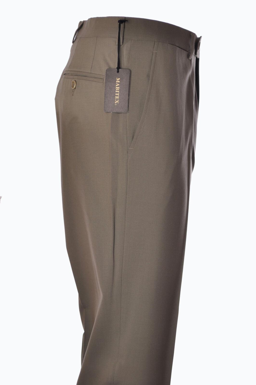 Mabitex  -  Pants - Male - Grey - 2918602A183833
