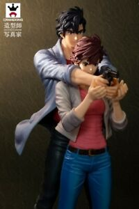 Details About Creator X Creator City Hunter Ryo Saeba Kaori Makimura Figure Set Banpresto