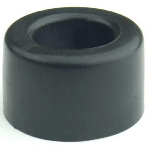 16 Gummifüße Ø 25 x 15 mm Stahleinlage Adam Hall 4904 Gerätefuß Möbelfüße Gummi