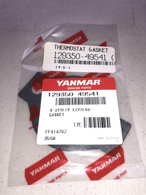 Genuine Yanmar Marine 3HM35F Thermostat Housing Gasket 129350-49541 124736-59540
