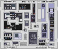 Eduard Zoom 33146 1/32 Kitty Hawk North-American / rockwell ov-10d BRONCO