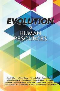 Evolution-of-Human-Resources-Brand-New-Free-P-amp-P-in-the-UK