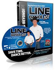 LINE DANCE 101 Trautman Beginner Dancing Lesson DVD NIB