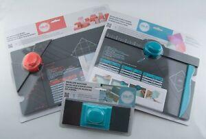 We R Memory Keepers Gift Box & Envelope Punch Boards & Envelope Notcher Set