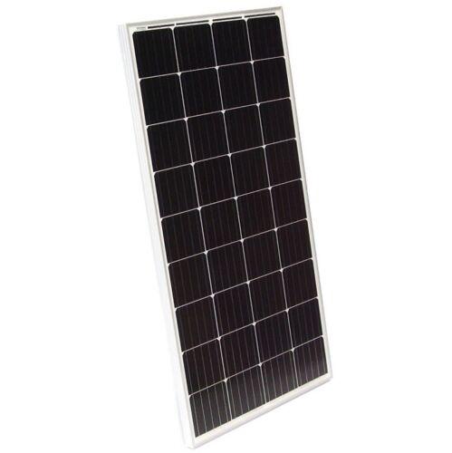 55426 Solarpanel Solarmodul 130 W Solarzelle 12V Solar MONO Photovoltaik