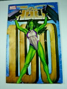 She-Hulk-vol-2-3-She-Hulk-039-s-100th-Solo-Issue-NM-Marvel-Comics