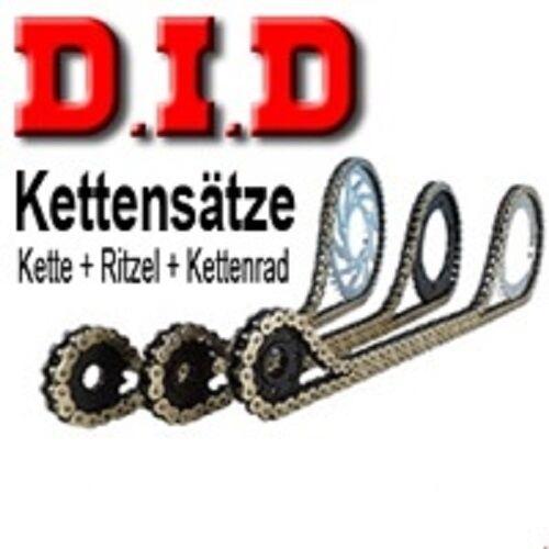 Kettensatz//Kettenkit DID HONDA CBR 1000 F zvm2 x-ring
