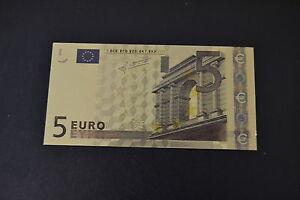 5-Euro-Banknote-Geldschein-mit-Zertifikat-24k-Goldschein-neu-Farbapplikation