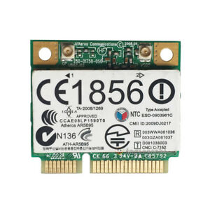 HP G60-201TU Notebook Atheros WLAN Drivers for PC