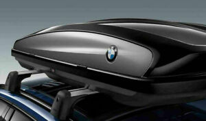 Genuine BMW Roof Top Storage Cargo Carrier Box 320 Litres ...