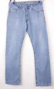 Levi's Strauss & Co Hommes 506 Jeans Jambe Droite Taille W34 L34 BBZ526