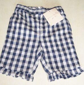 Pantalon-noir-et-blanc-neuf-taille-6-mois-marque-Grain-de-Ble-etiquete-a-9-95
