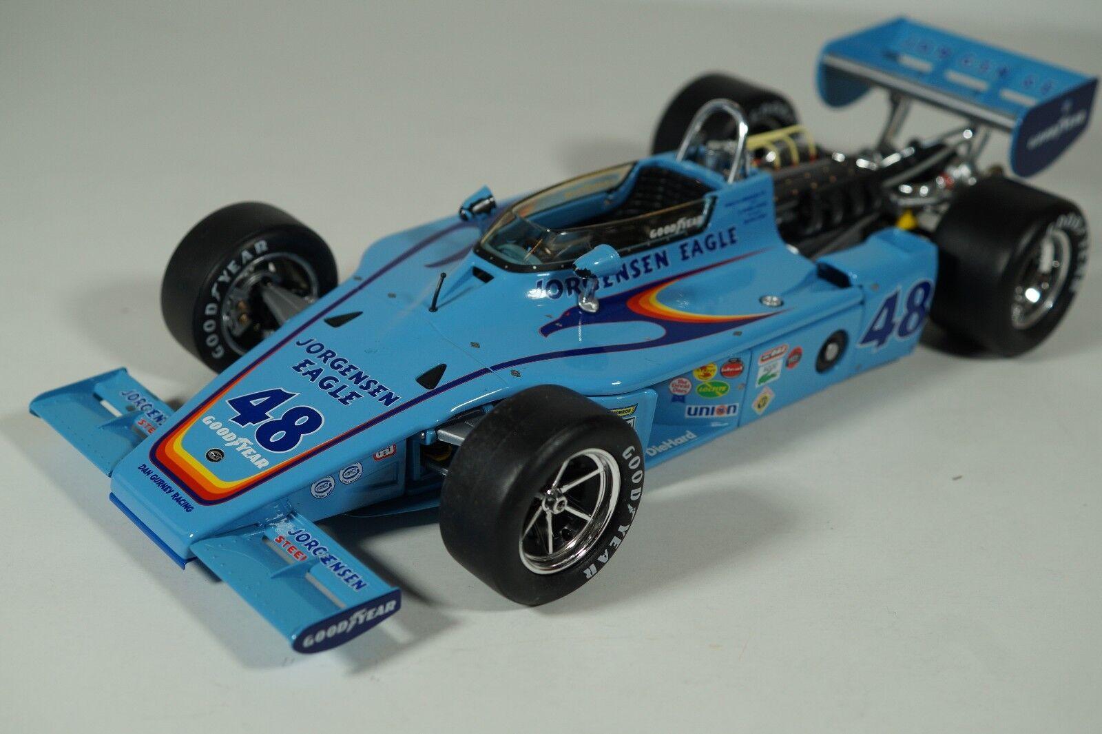 Jorgensen Eagle   48 modèle Nº 4701 - 1975 Indy winner-Bobby Unser - 1974