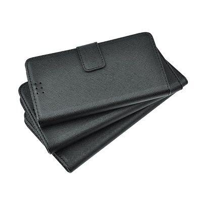Handy Tasche für ASUS Flipcase Book Case Wallet Flip Cover Etui Schutz Hülle