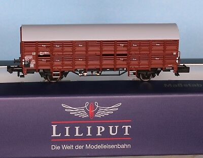 Enthusiastic Liliput 260141-1 Ep.4 We Take Customers As Our Gods Db Verschlagwaggen Ohne Bühne Typ Hbers - Spur N -